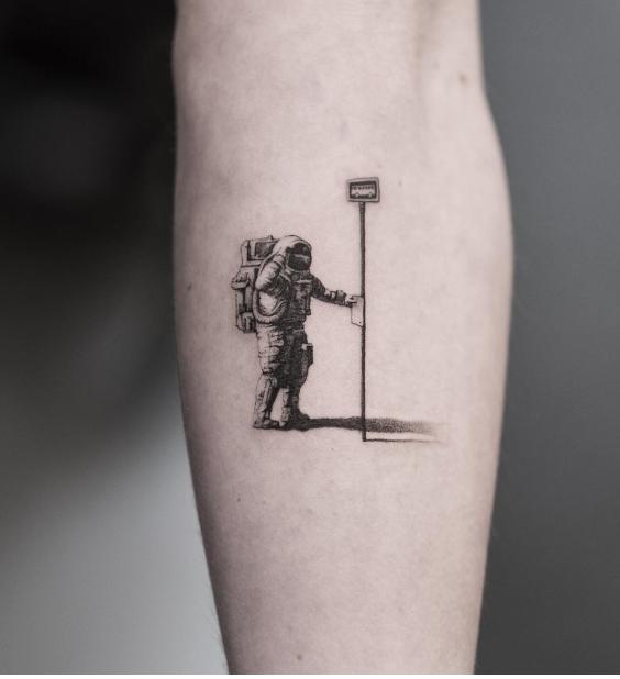 Astranout Tattoo
