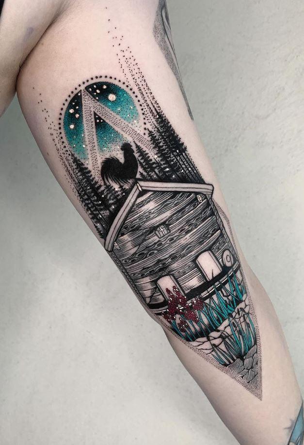 Amazing Arm Tattoo