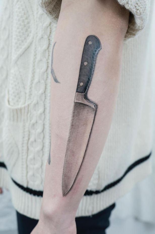 Blade Tattoo
